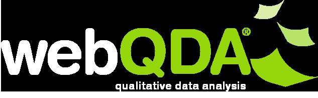 webQDA Qualitative Data Analysis