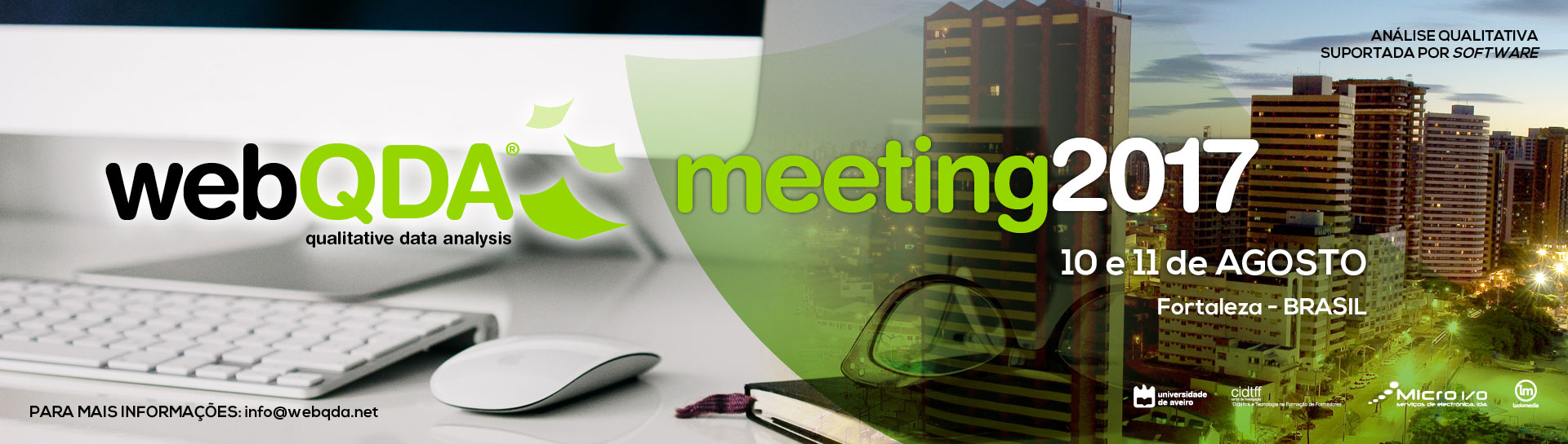 webQDA Meeting Fortaleza