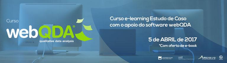 Curso webQDA Estudo de Caso