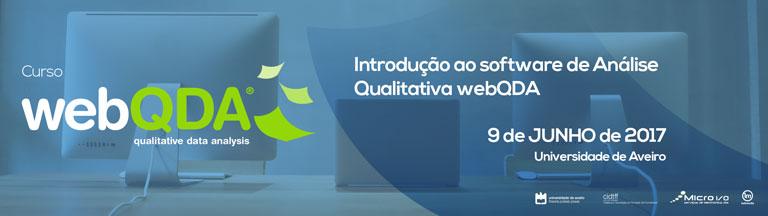 Curso webQDA UNAVE