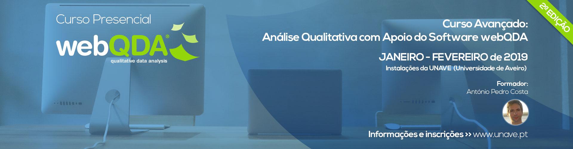 Curso Avancado webQDA