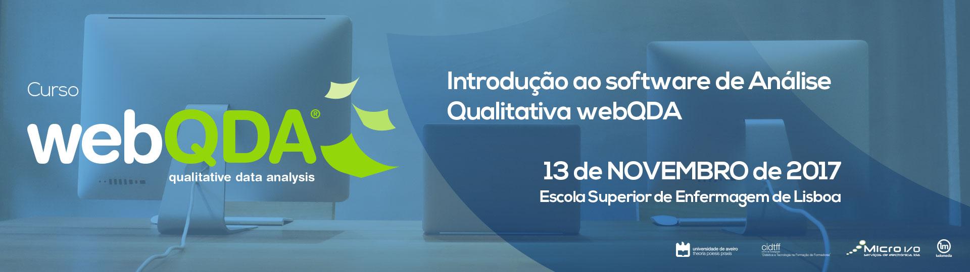 Curso Lisboa webQDA