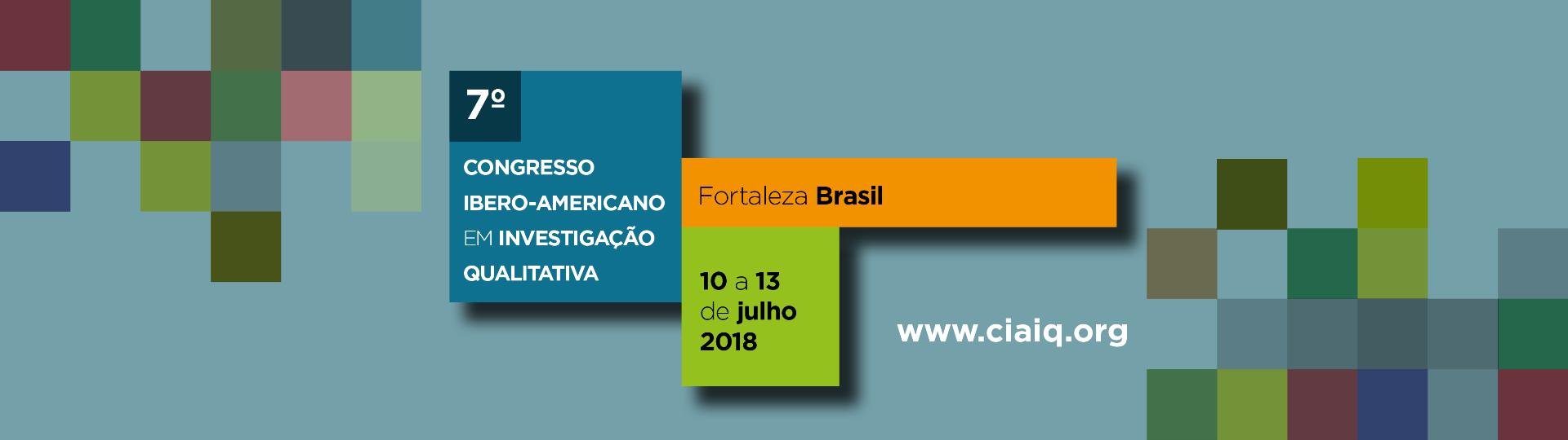 7º Congresso Ibero-Americano em Investigação Qualitativa