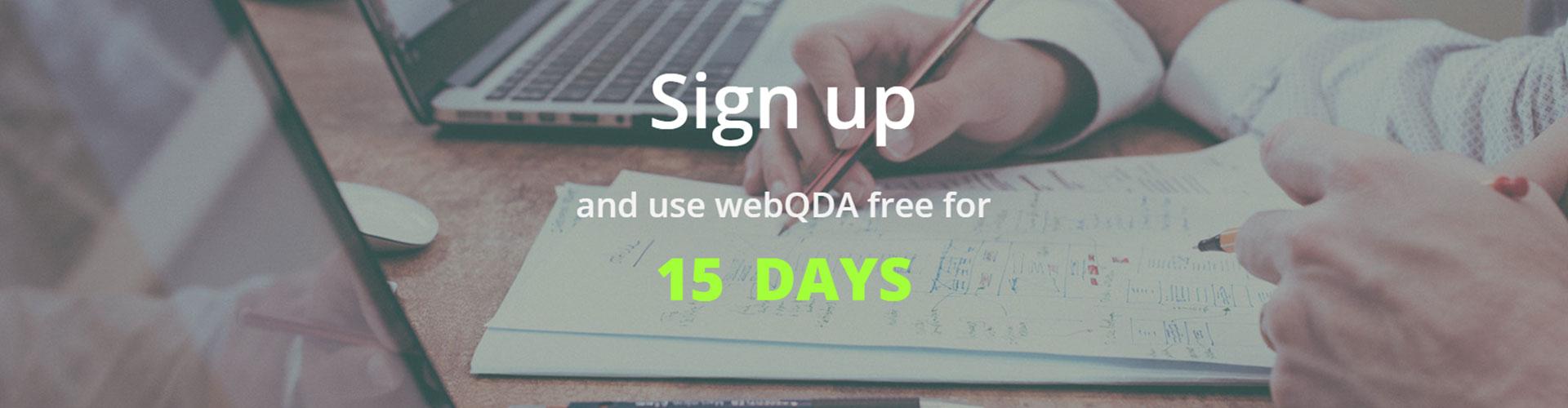 webQDA Register
