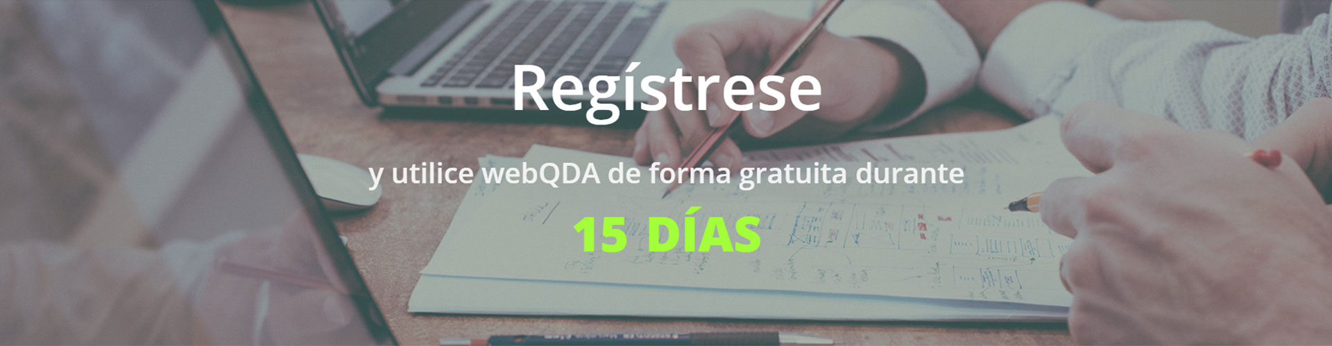 Registro webQDA