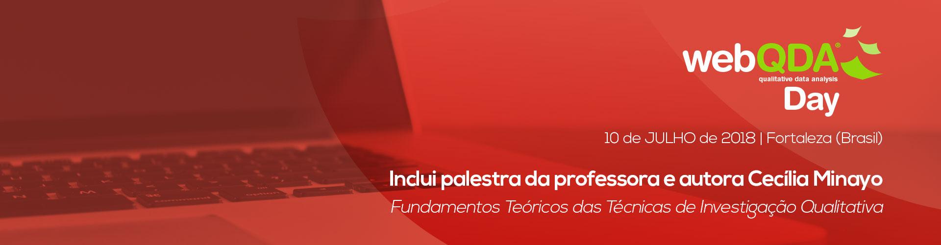 webQDA Day Fortaleza