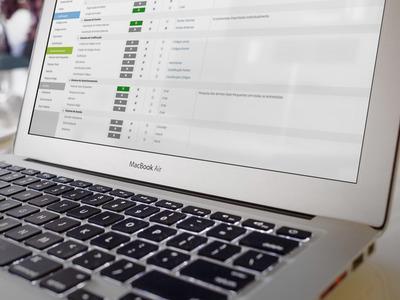 WebQDA Management System: Workflow functionality