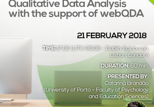 Qualitative Data Analysis with the support of webQDA
