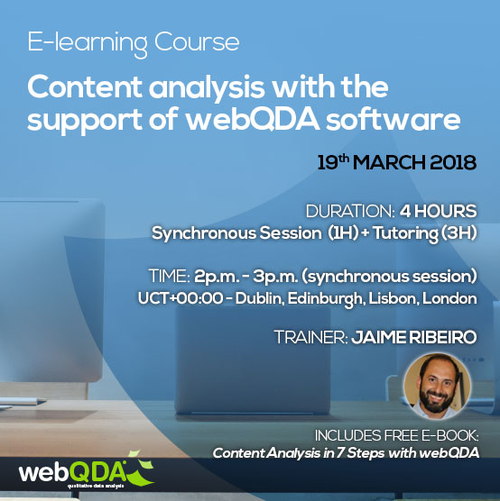E-learning Course Content Analysis