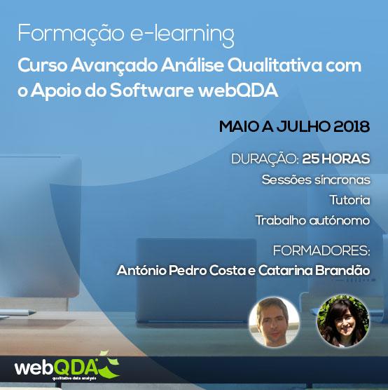 Curso Avançado webQDA