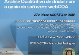 Curso Universidade Federal de Sergipe