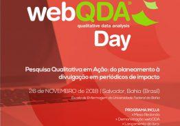 webQDA Day – Salvador, Bahia