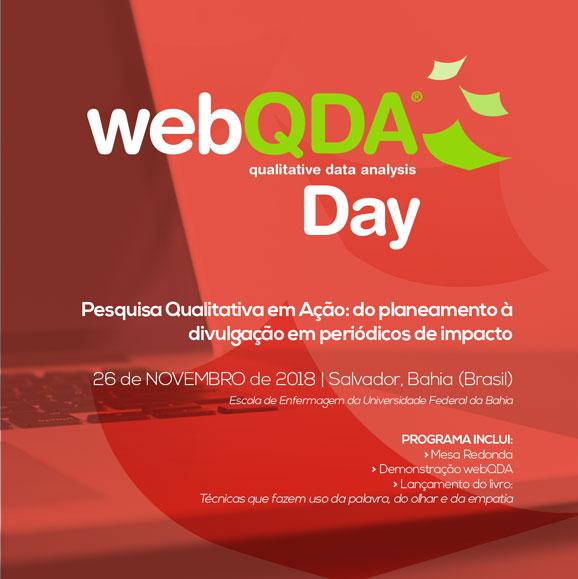 webQDA Day Salvador
