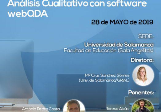 Seminario Análisis Cualitativo con software webQDA