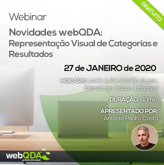 webinar webQDA novidades