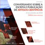 """Seminário """"Conversando sobre a Escrita e Publicação de Artigos Científicos"""""""