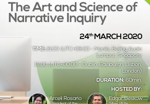 Webinar The Art and Science of Narrative Inquiry