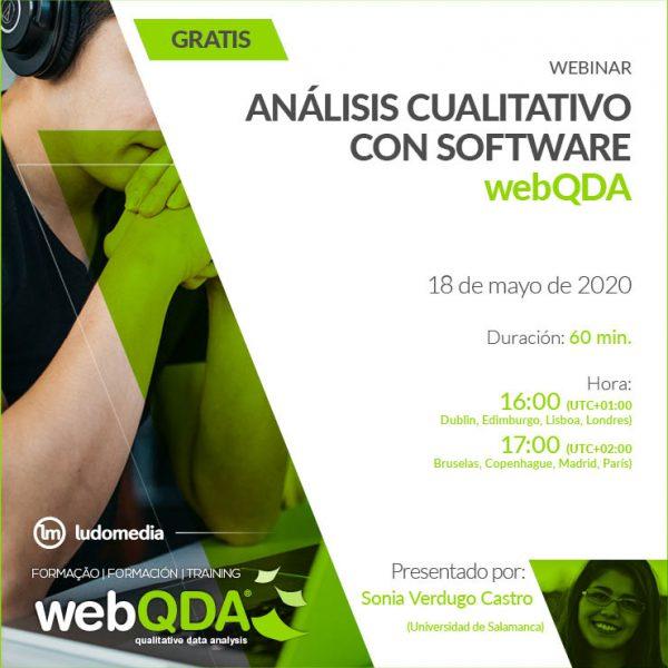 Wrbinar webQDA español