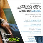 Curso E-learning O Método Visual Photovoice com o Apoio do WebQDA
