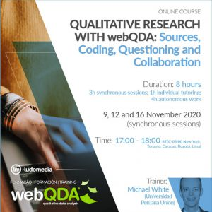 Online Course webQDA software