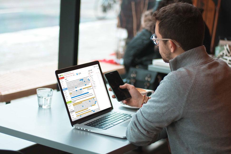 Trabalho Colaborativo: codificação em tempo real